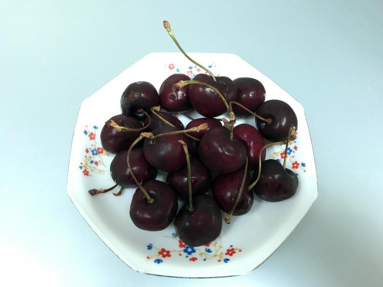 Cherries for Clafoutis © cadwu