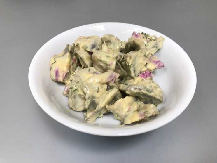 Salad of Small Artichokes © cadwu