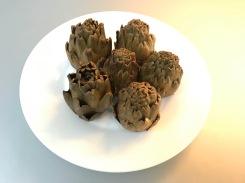 Small Artichokes © cadwu