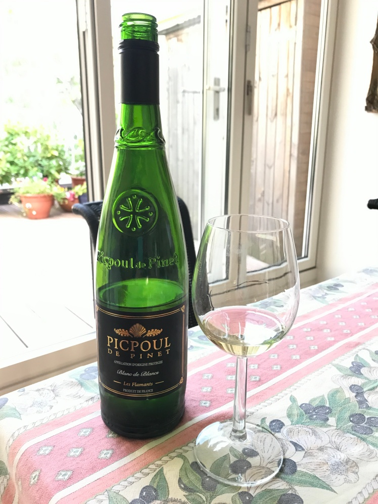 Picpoul de Pinet, Les Flamants © cadwu