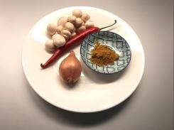 Ingredients of Londonderry Soup © cadwu