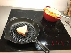 Grilling Swordfish © cadwu