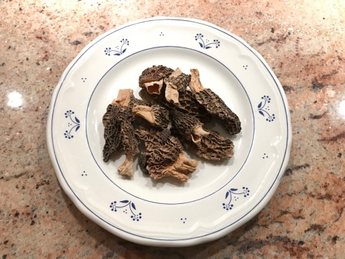 Dried Morels © cadwu