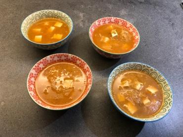 Kimchi Soup © cadwu