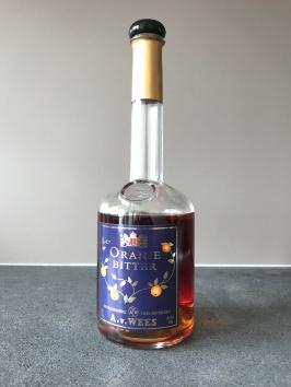 Oranje Bitter as produced by Van Wees - De Ooievaar © cadwu