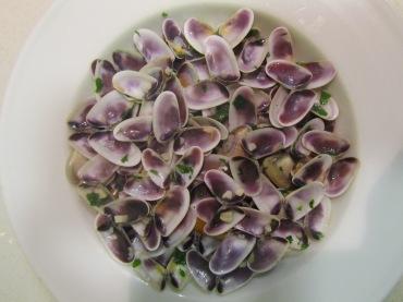 Empty Shells of Tellines © cadwu