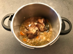 Cooked Lamb Shanks © cadwu