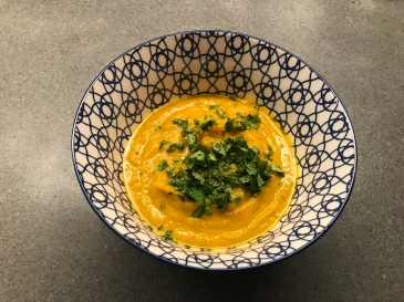 Pumpkin Soup © cadwu