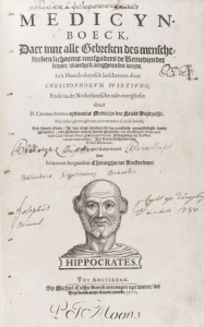 Medicyn Boeck van Carolus Battus