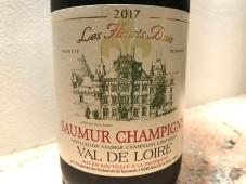 Saumur Champigny Les Hauts Buis