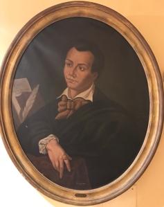 Antonin Carême at Musée Escoffier de l'Art Culinaire © cadwu