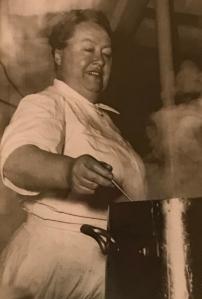 Eugénie Brazier at Musée Escoffier de l'Art Culinaire © cadwu