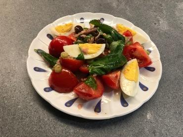 Salade Nicoise © cadwu