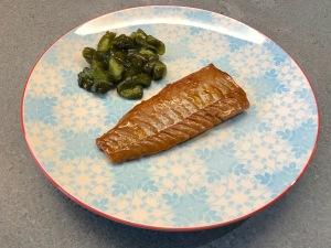 Fried Haddock Marinated in Miso © cadwu