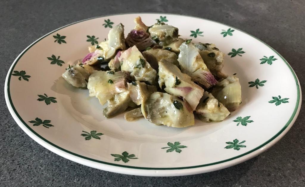 Artichoke Salad ©cadwu