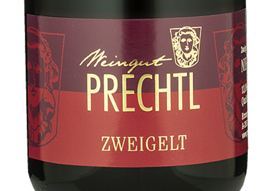 Zweigelt made by Weingut Prechtl