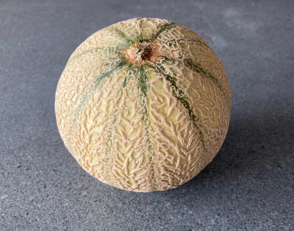 Cantaloupe Melon ©cadwu
