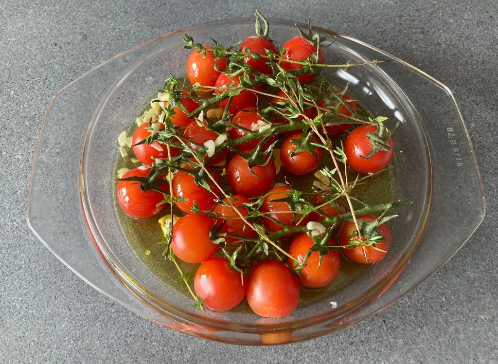Fresh Tomatoes ©cadwu