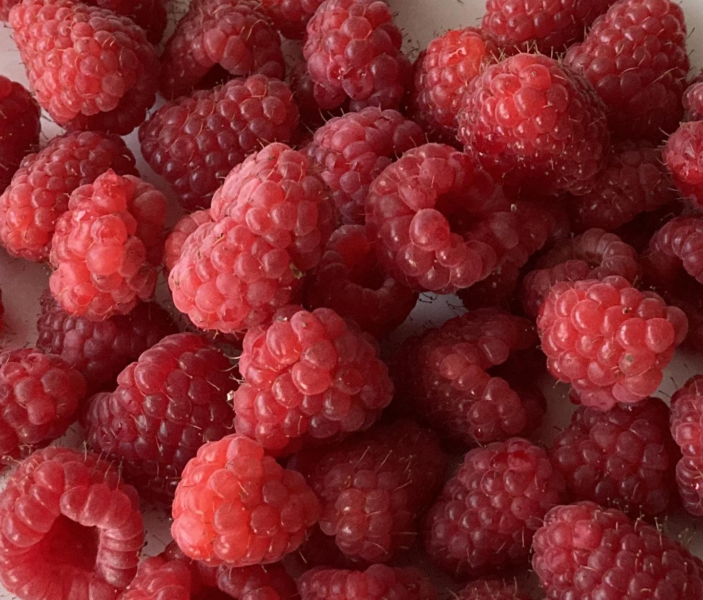 Raspberries ©cadwu