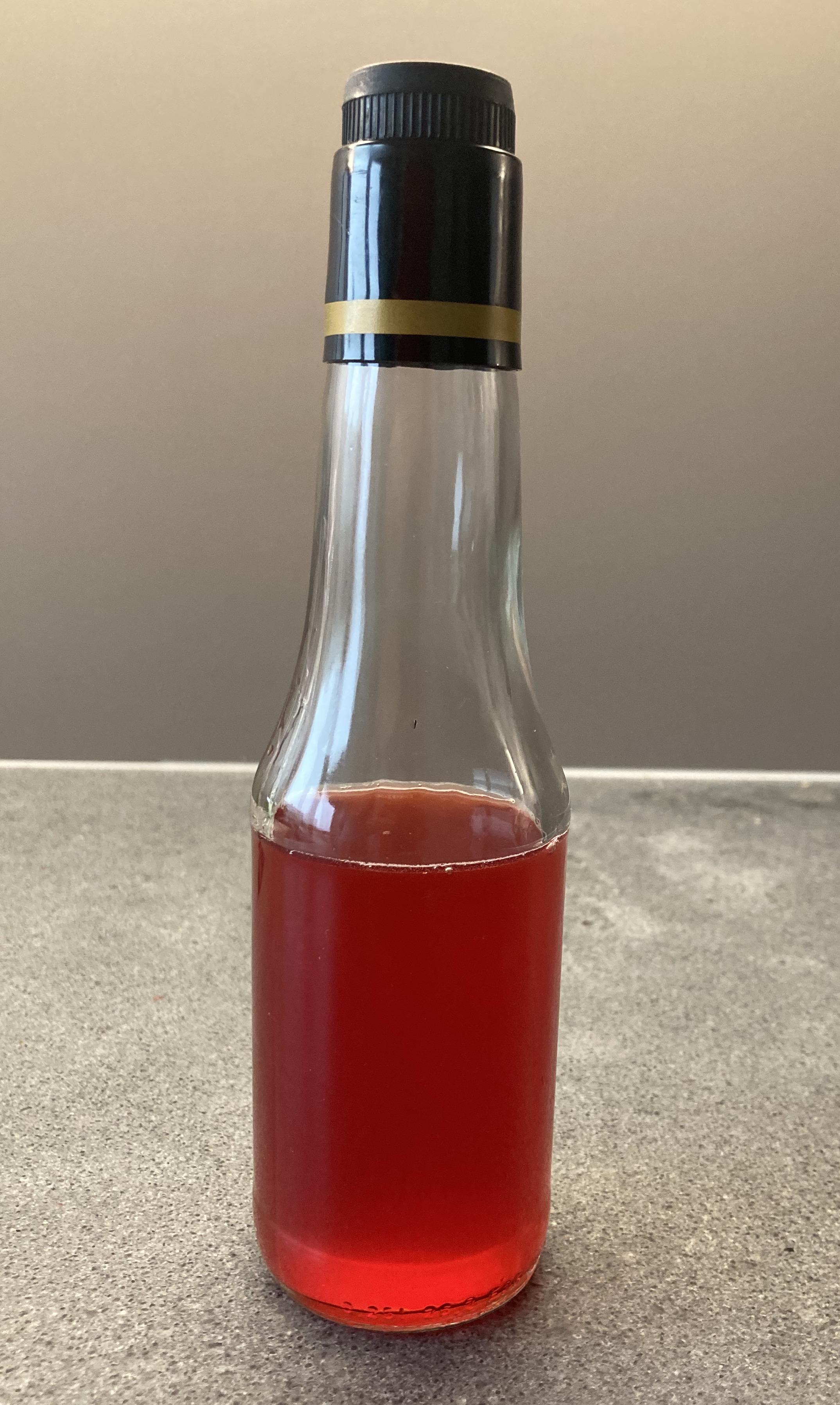 Raspberry Vinegar ©cadwu